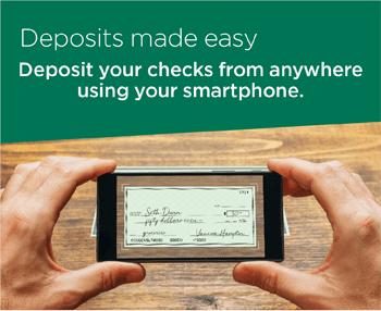 deposit check